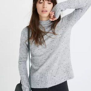 MADEWELL Donegal Inland Turtleneck Sweater S